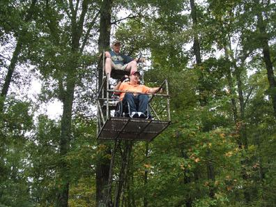 Mann Stand Tree Stand