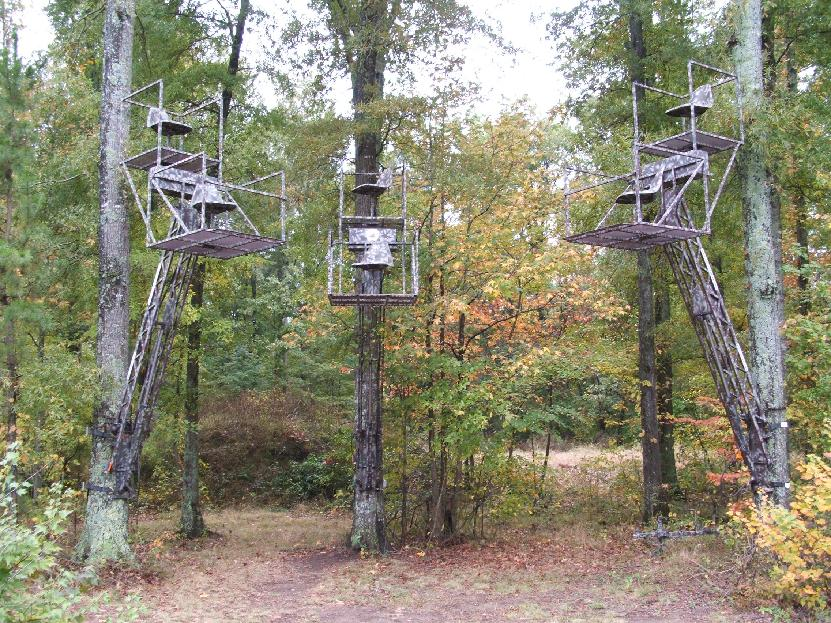 Kripple kreek llc for Climbing tree stand plans